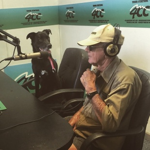 Dodge and Bob on-air!